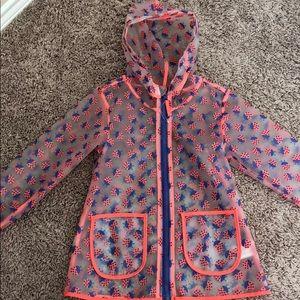 Other - Toddler girls rain coat